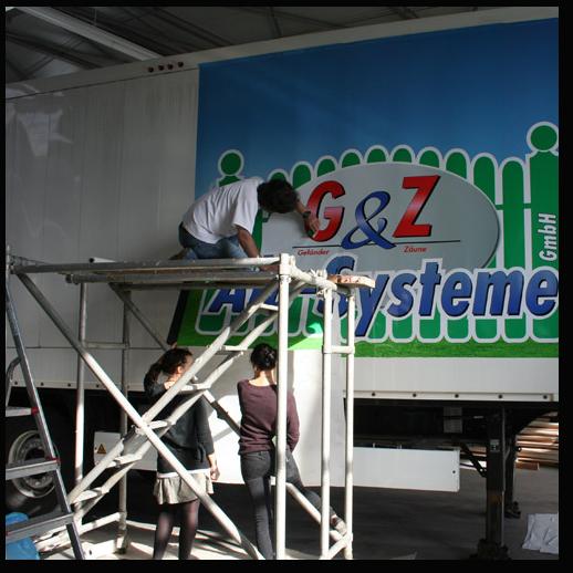 KFZ-Beschriftung G&Z
