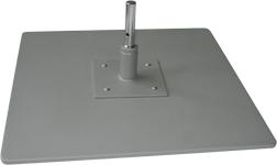 Beachflag Bodenplatte Rotator