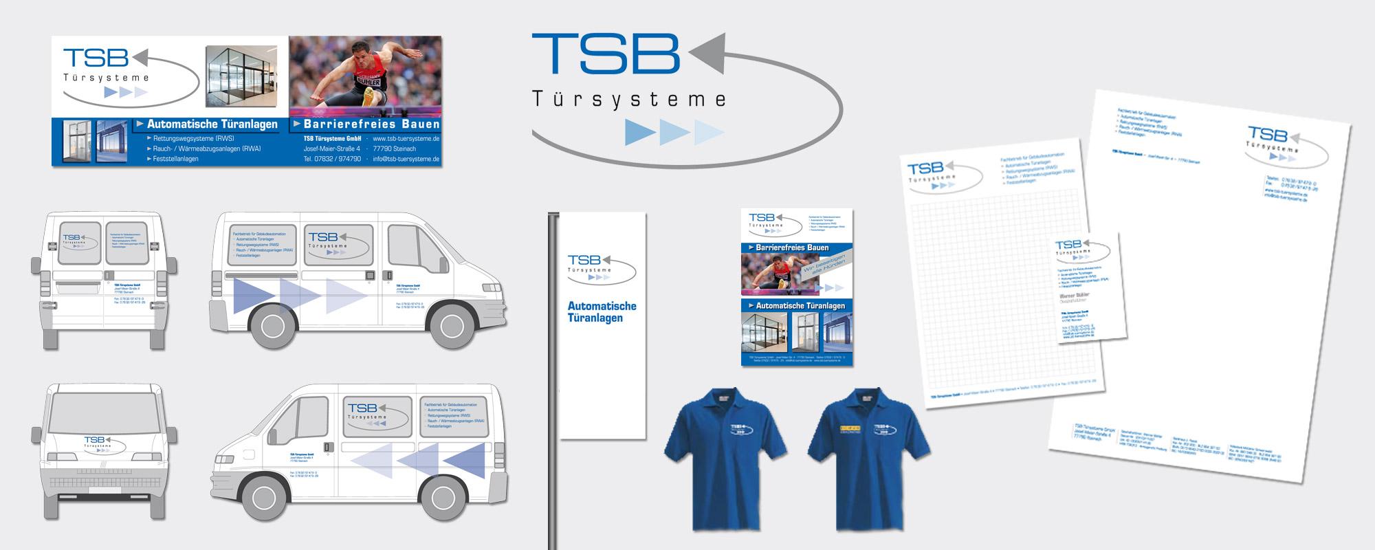 Grafik Design TSB