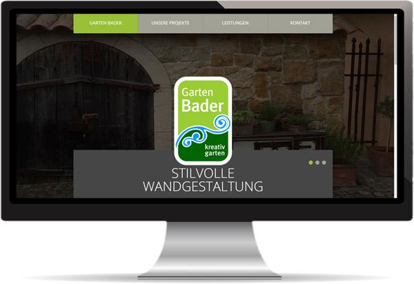 Web Garten Bader