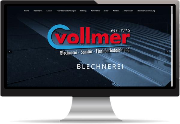 Web Vollmer