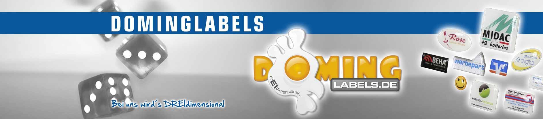 Slider Dominglabels